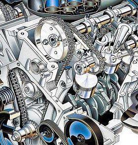 Мотор Крайслер себринг