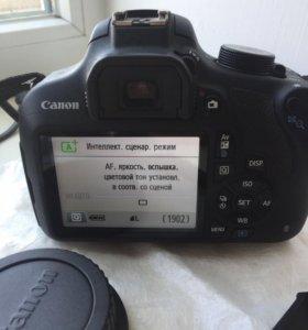Продам фотоаппарат Canon EOS 1200D
