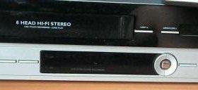 2 в 1 DVD+S-VHS рекордер PHILIPS, оцифровка, новый