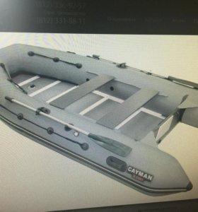 Лодка ПВХ Кайман-N 380