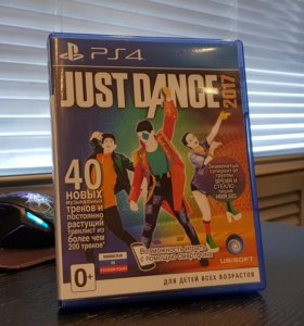 Just dance 2017 ps4 playstation 4
