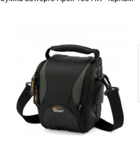 lowepro сумка для фотоаппарата apex 100 aw