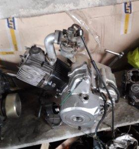 Двиготель на альфу