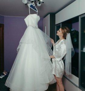 Халат невесты