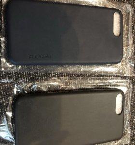 Кожаный Чехол IPhone 7 8 plus