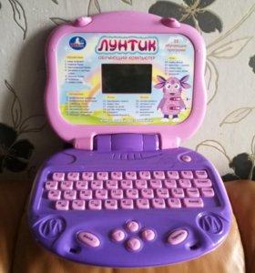 Компьютер детский развиающий