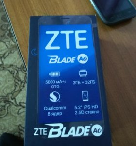Телефон ZTE BLADE A6
