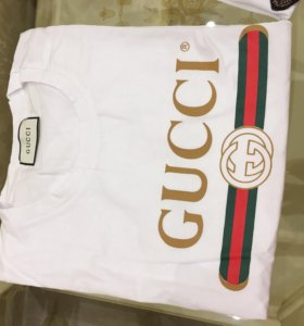 Футболка Gucci новая