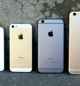 Айфон 4s,5,5s,SE,6,6s,6+,7,7+