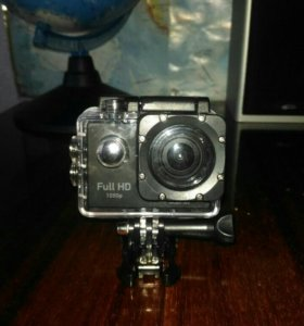 Экшен камера Digma DiCam 145