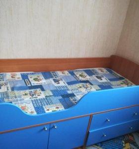 Дет.кровать