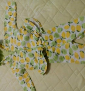 Лимонный костюмчик