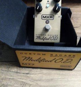 Педаль для гитары MRX новая!