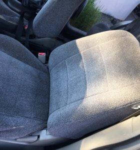 Чехлы на сиденья Nissan X-Trail