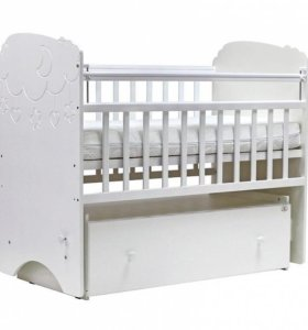 Кровать Софья маятник