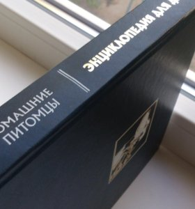 Большая Детская Энциклопедия Домашние питомцы