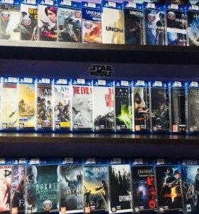 Игры/Диски для PS4