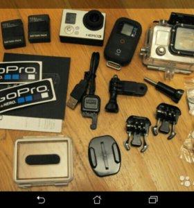 Экшн камера GoPro hero3 black