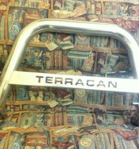 Новые аксессуары для Hyundai Terracan