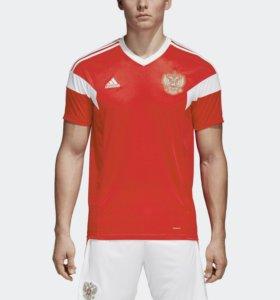 Adidas футболка сборной россии