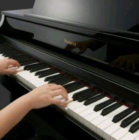 Уроки фортепиано.Уроки сольфеджио.Репетитор.