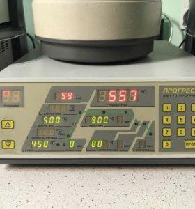 Печка для обжига металлокерамики зуботехнический