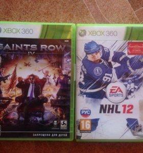 Лицензионные игры на Xbox360