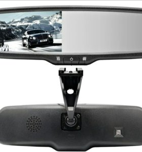 Штатное зеркало монитор 4.3 дюйма