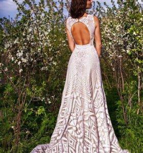 Свадебное платье estelavia лана новое