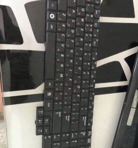 Клавиатура от ноутбука