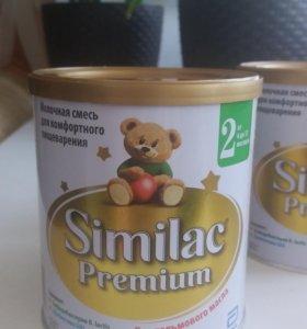 Молочная смесь Симилак премиум 2