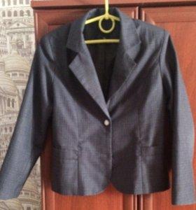 Сарафан пиджак Форма школьная р128 р32