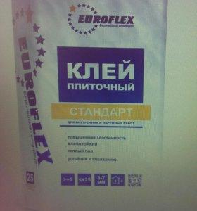 Клей плиточный Euroflex 25 кг