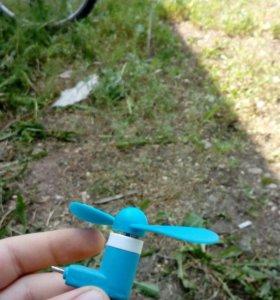Mini usb вентилятор