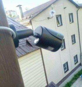 Установка видеонаблюдения, домофонов, скуд.