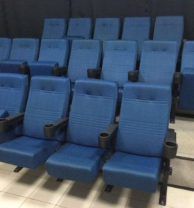 Кресла кинотеатральные