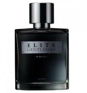 Elite Gentleman in Black, мужской парфюм от avon