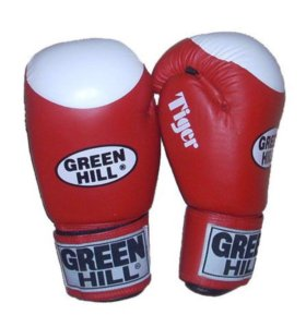 боксерские перчатки Green Hill Tiger 10 oz