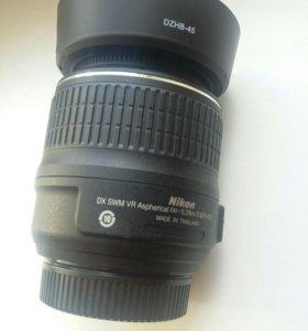 Nikon DX AF-S Nikkor 18-55mm 1:3.5-5.6G