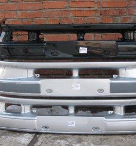 Бампер передний ВАЗ 2113 2114 2115 в цвет