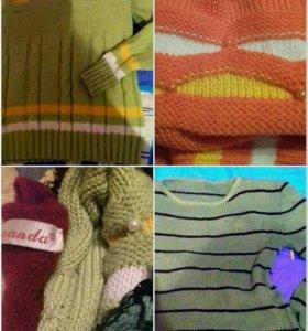 Джемпер свитер новый