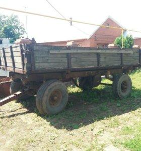 Тракторная тележка