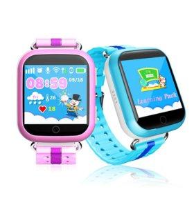 Умные детские часы Smart Baby Watch Q750