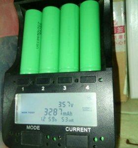 3100mAh Li-ion ICR18650