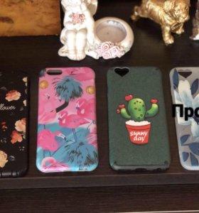 Чехлы на IPhone 6,6s