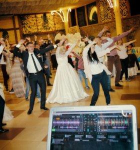 Диджей, свадьбы, корпоративы