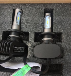 Лампочка LED светодиодной. Новый! H7 4000 lumen.