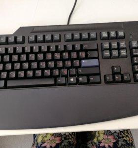 Клавиатура с мышью Lenovo б/у