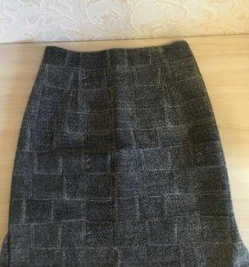 Офисная юбочка