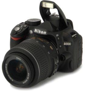 Nikon b3100 зеркальный фотоаппарат